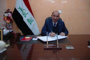 تسنم الاستاذ الدكتور محمد أحمد أبريهي مهام منصب عميد كلية الزراعة / جامعة كربلاء