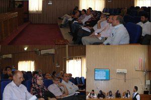 كلية الزراعة في جامعة كربلاء تناقش بحث تخرج لأول مرة في العراق