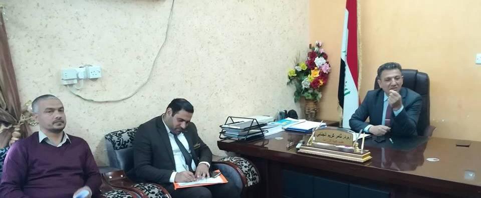 تمت زيارة اللجنة الوزارية